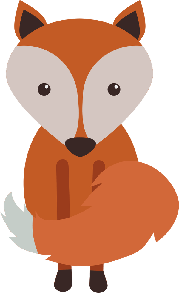 Woodland animal png. Clipart beautiful pictures
