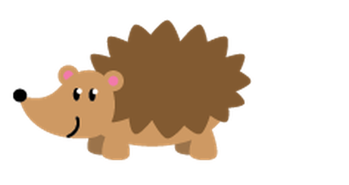 Woodland animal png. Cute and forest animals