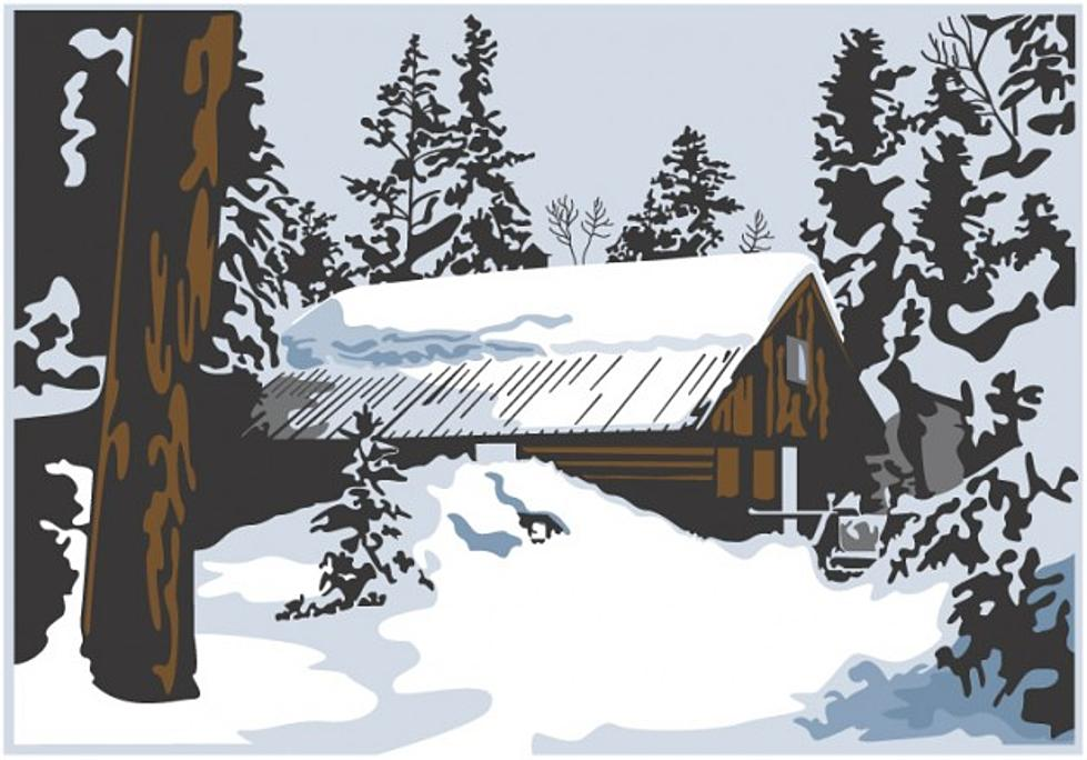 A unique thanksgiving tradition. Woods clipart snowy transparent library