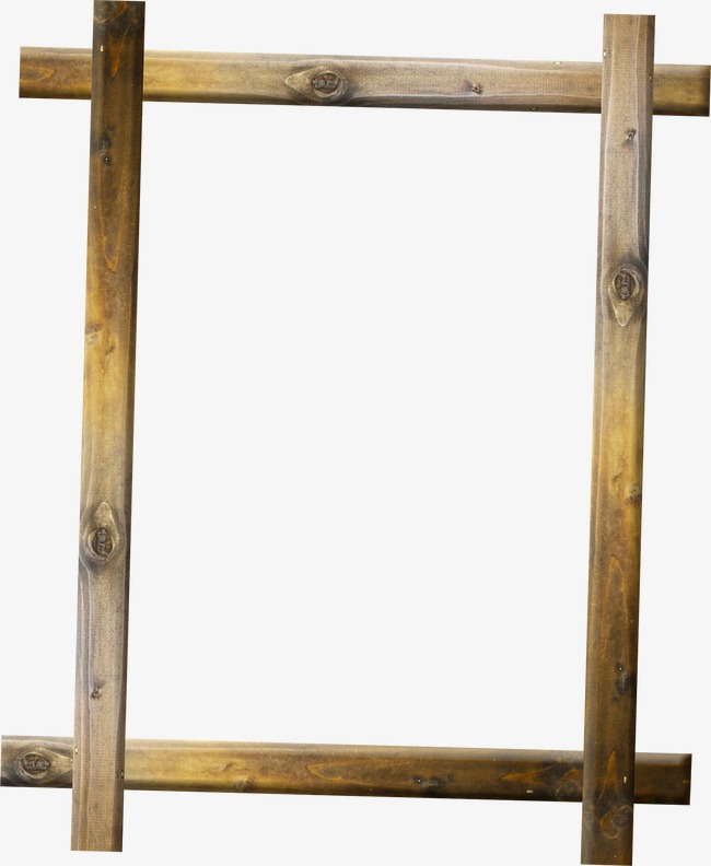 Wood frame board png. Woods clipart wooden stick clip free