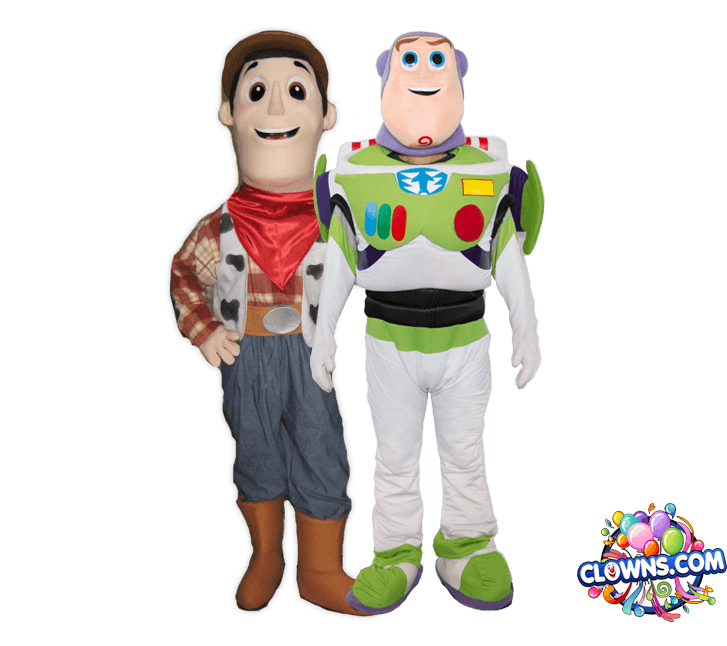 Woody and buzz png. Toy story characters for