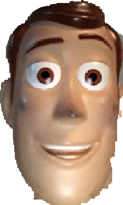 Woody face png. Image head community central