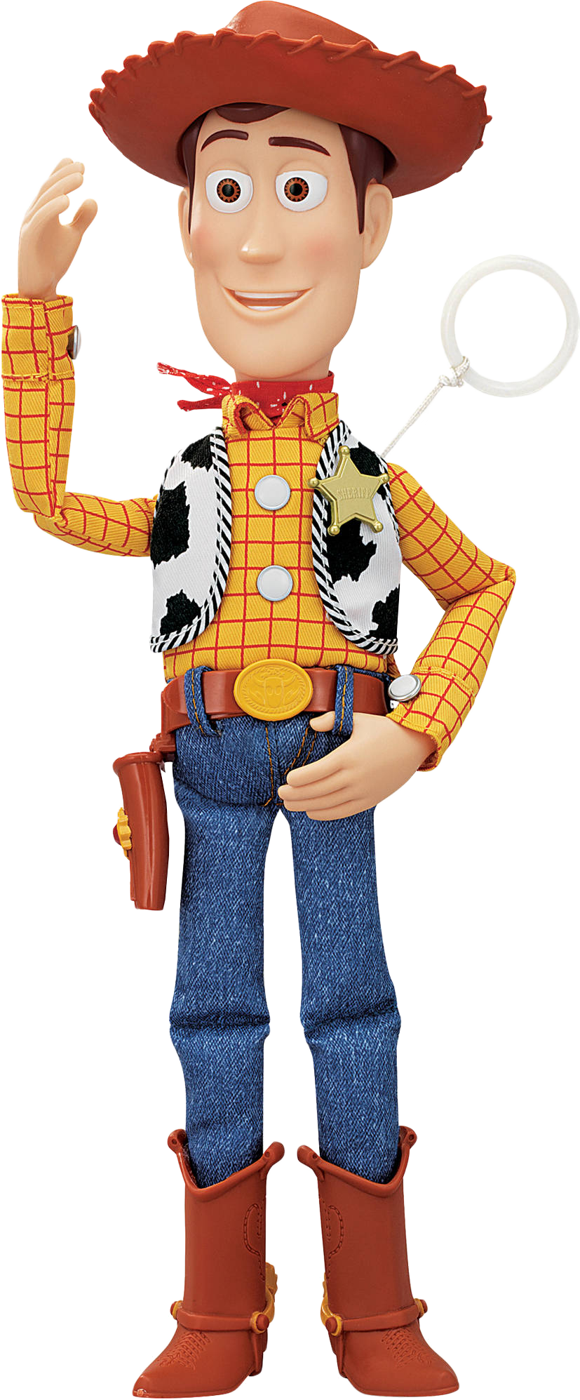 Woody toy png. Story action figure thinkway