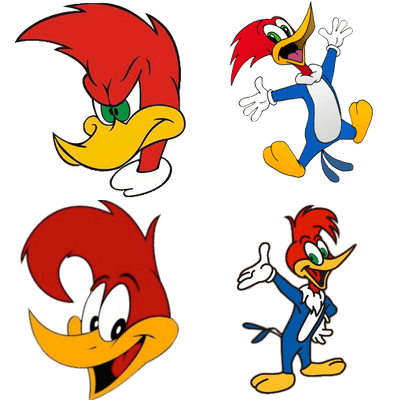 Woody woodpecker png. Stickpng free transparent images