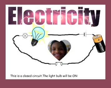 Word clipart electricity. Th grade pixie