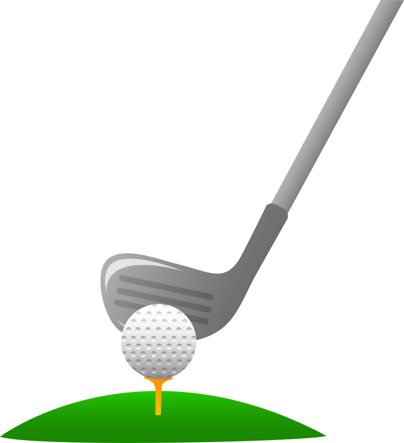 Word clipart golf. Free border cliparts download
