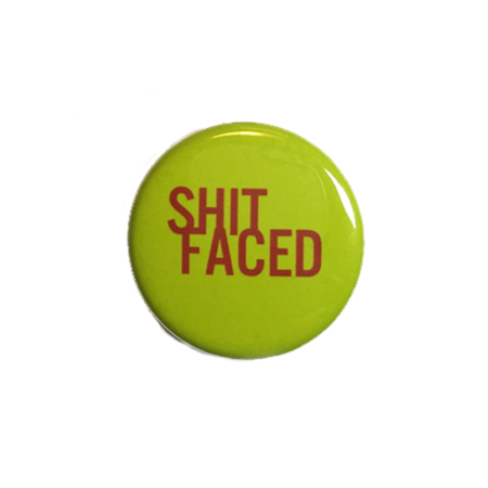 Word shit png. Faced button