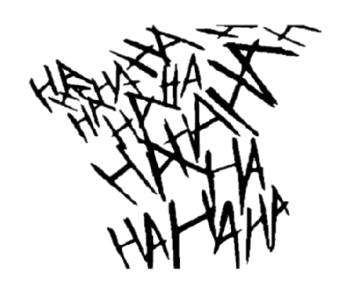 Words drawing abstract