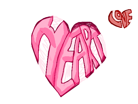 Words drawing clipart. Love word at getdrawings