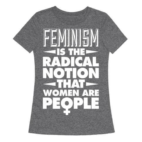 Feminism drawing equality. What does mean a