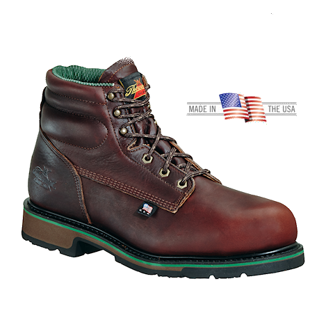 Work boots png. Thorogood sd shoes american