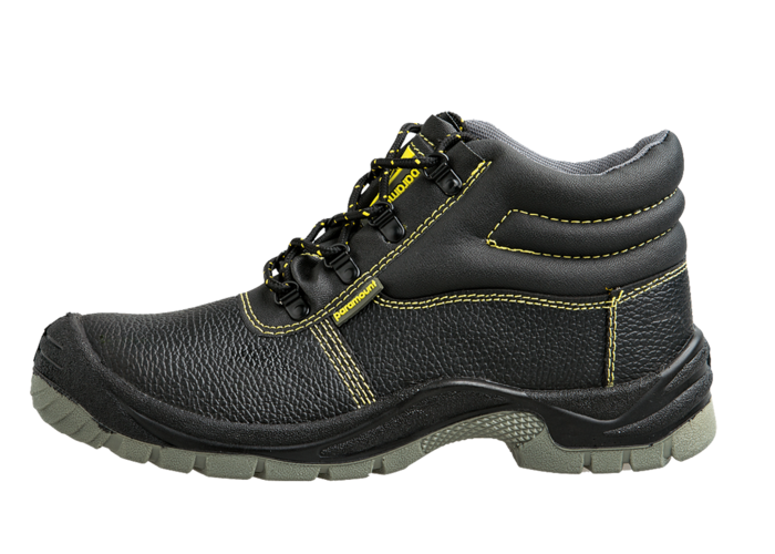 Work boots png. Paramount safety shoe high