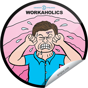 Workaholics clip drawing. Comedy central twitter checkin