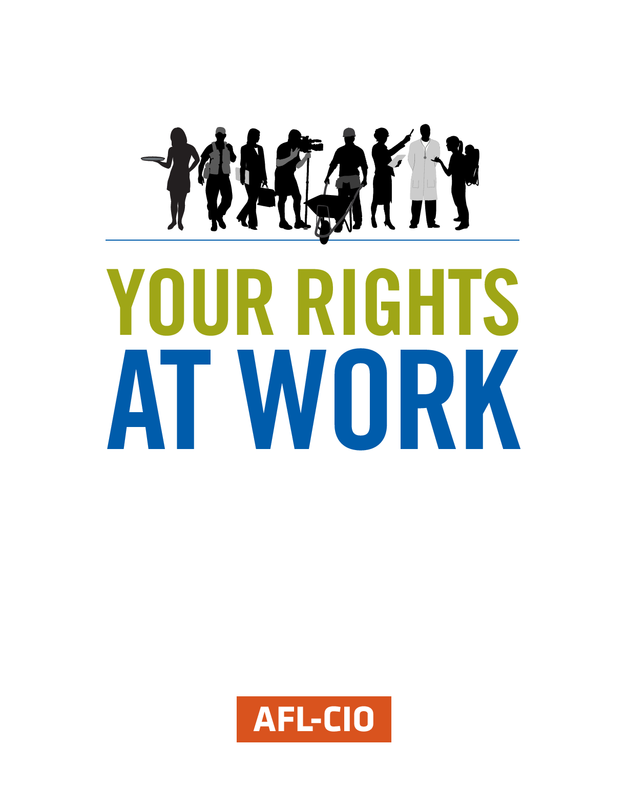 Law transparent work. Your rights at afl