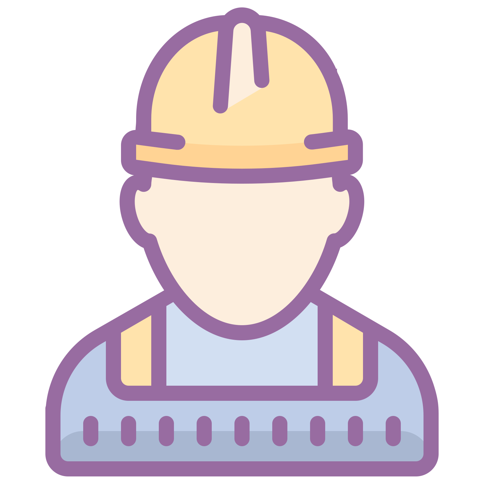 Icon free download png. Worker vector transparent image download