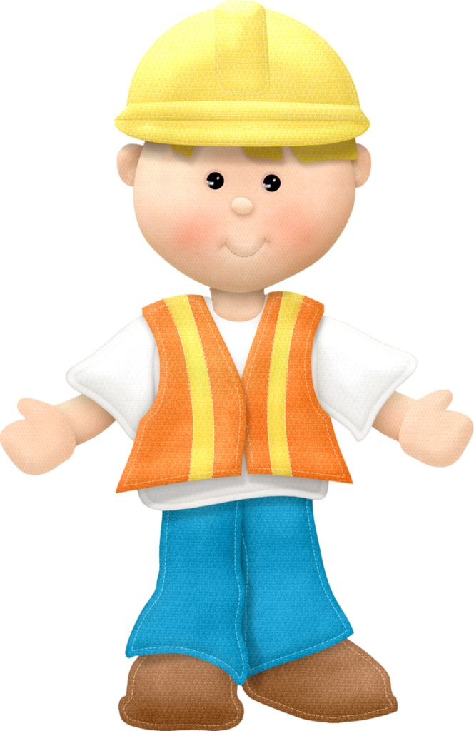 Workers clipart kid. Best clip art