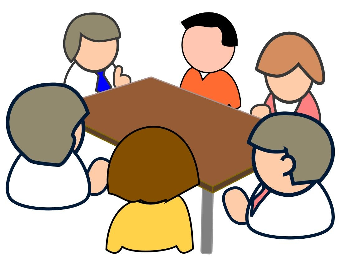Working clipart group work. Unique design digital collection