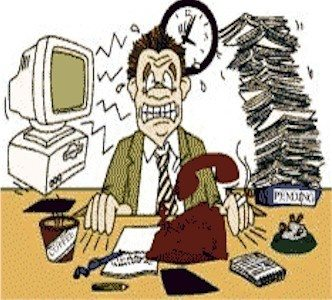 Working clipart work pressure. What is your occupational