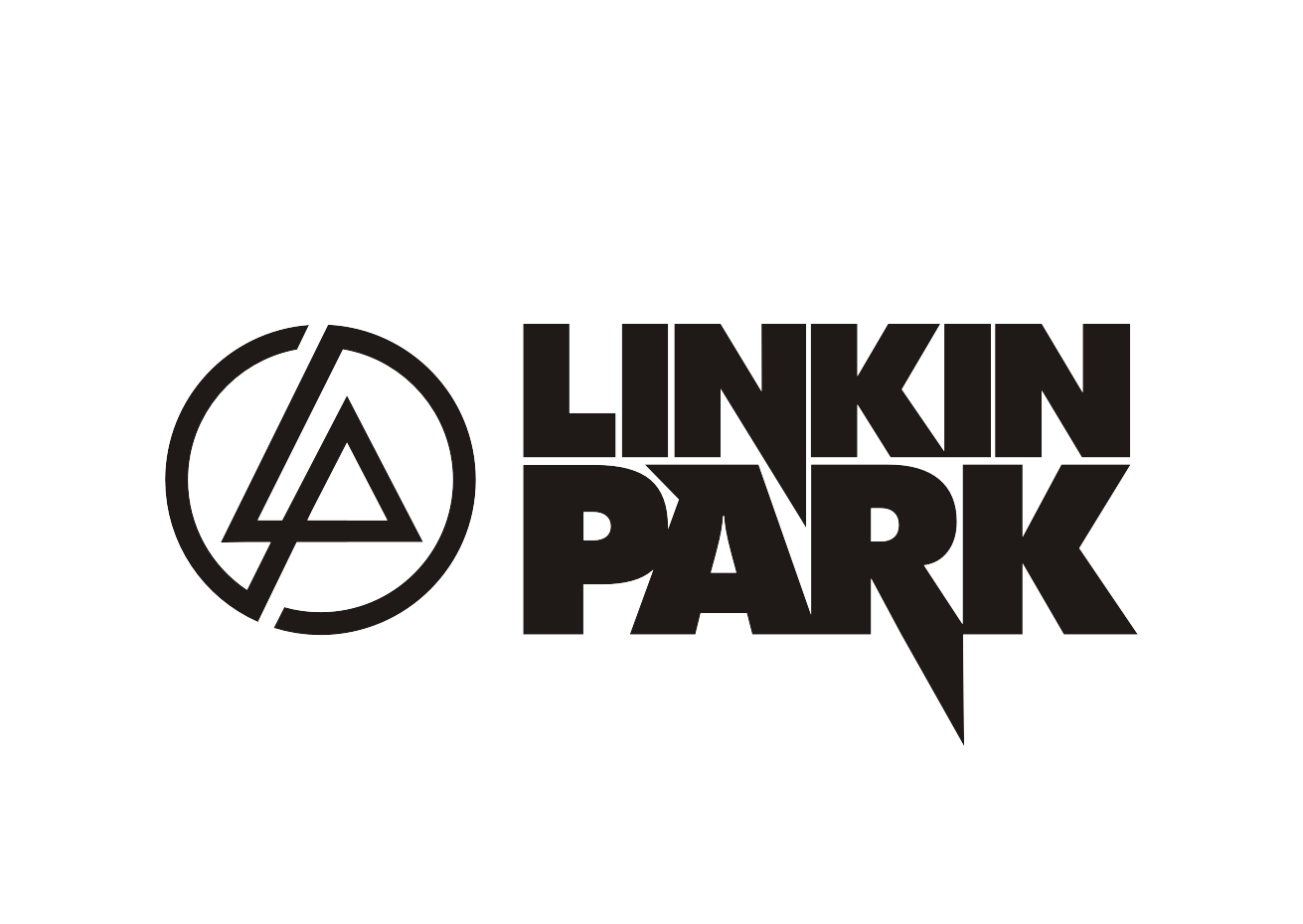Working vector karyawan. Logo linkin park just