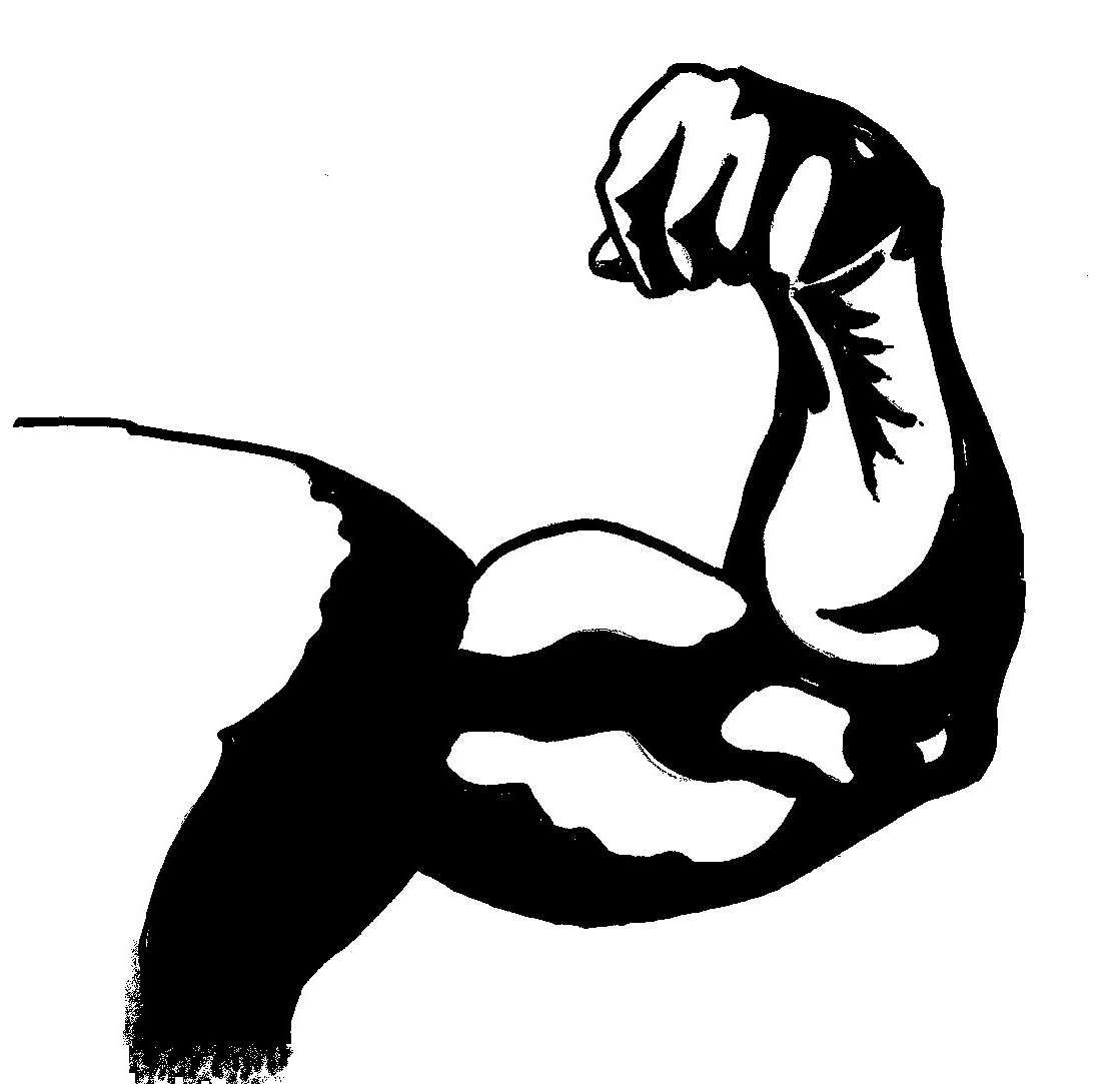 Workout clipart muscle. Your ticket to the