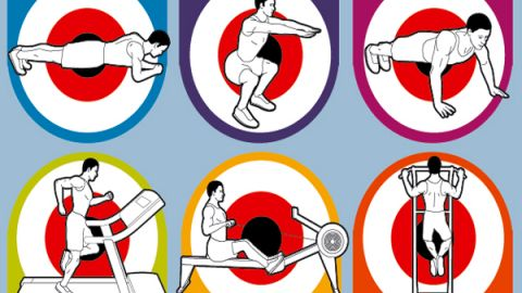 Workout clipart physical fitness test. Ways to your