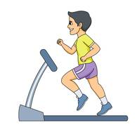 Workout clipart treadmill. Search results for fit
