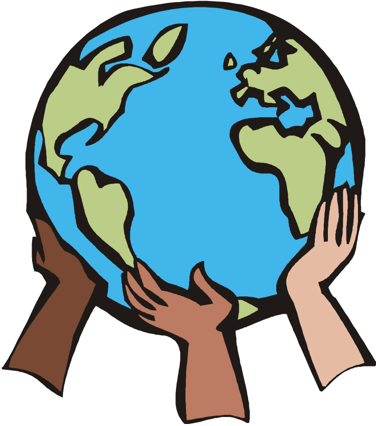 World clipart. Mother earth at getdrawings