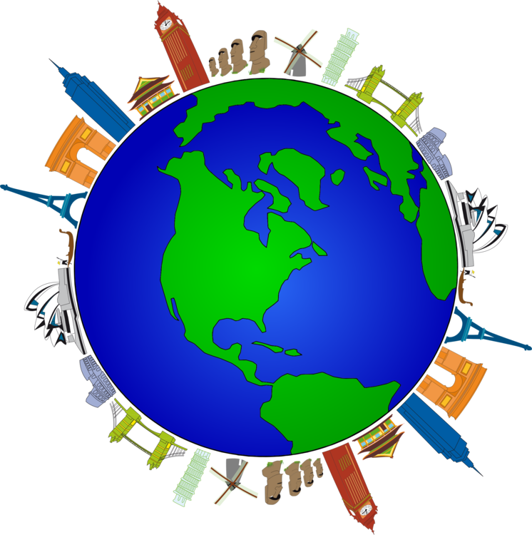 World clipart earth round. Computer icons globe free