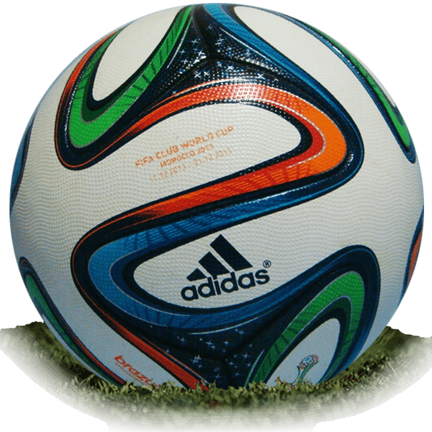 World cup soccer ball png. Adidas brazuca is official