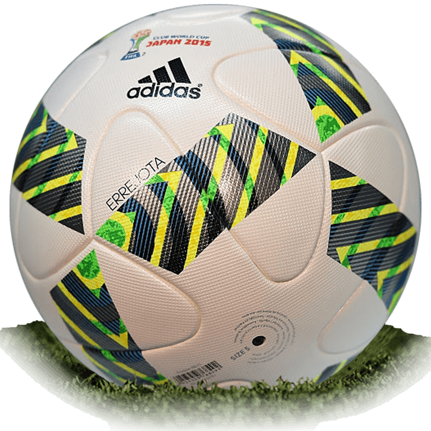 World cup soccer ball png. Adidas errejota is official