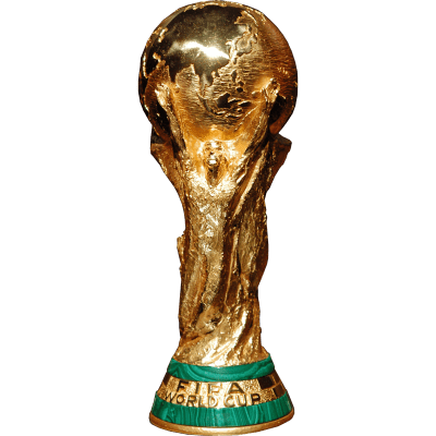World cup trophy png. Fifa transparent stickpng