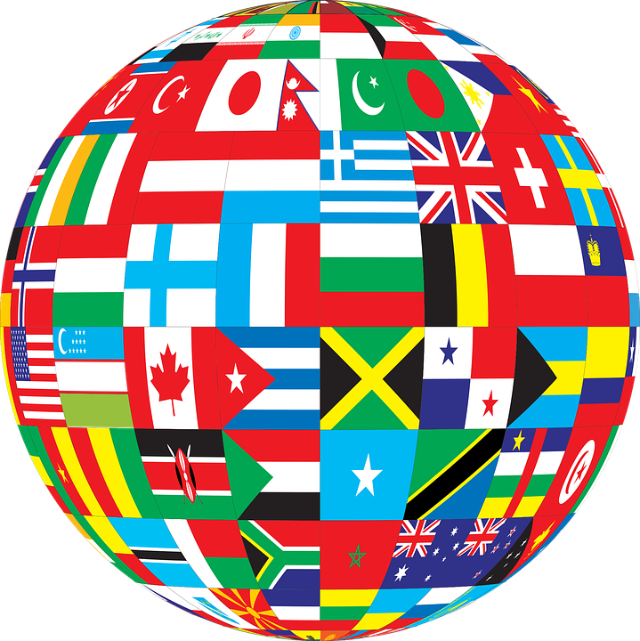 World flags png. Image