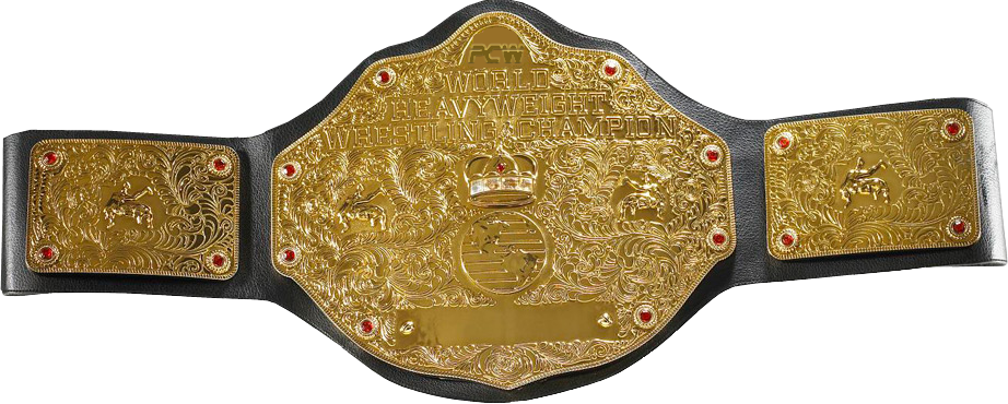 World heavyweight championship png. Image pcw the ewrestling