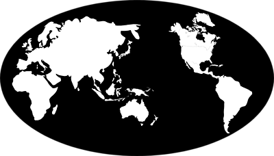 World map black and white png. Icard ibaldo co clip