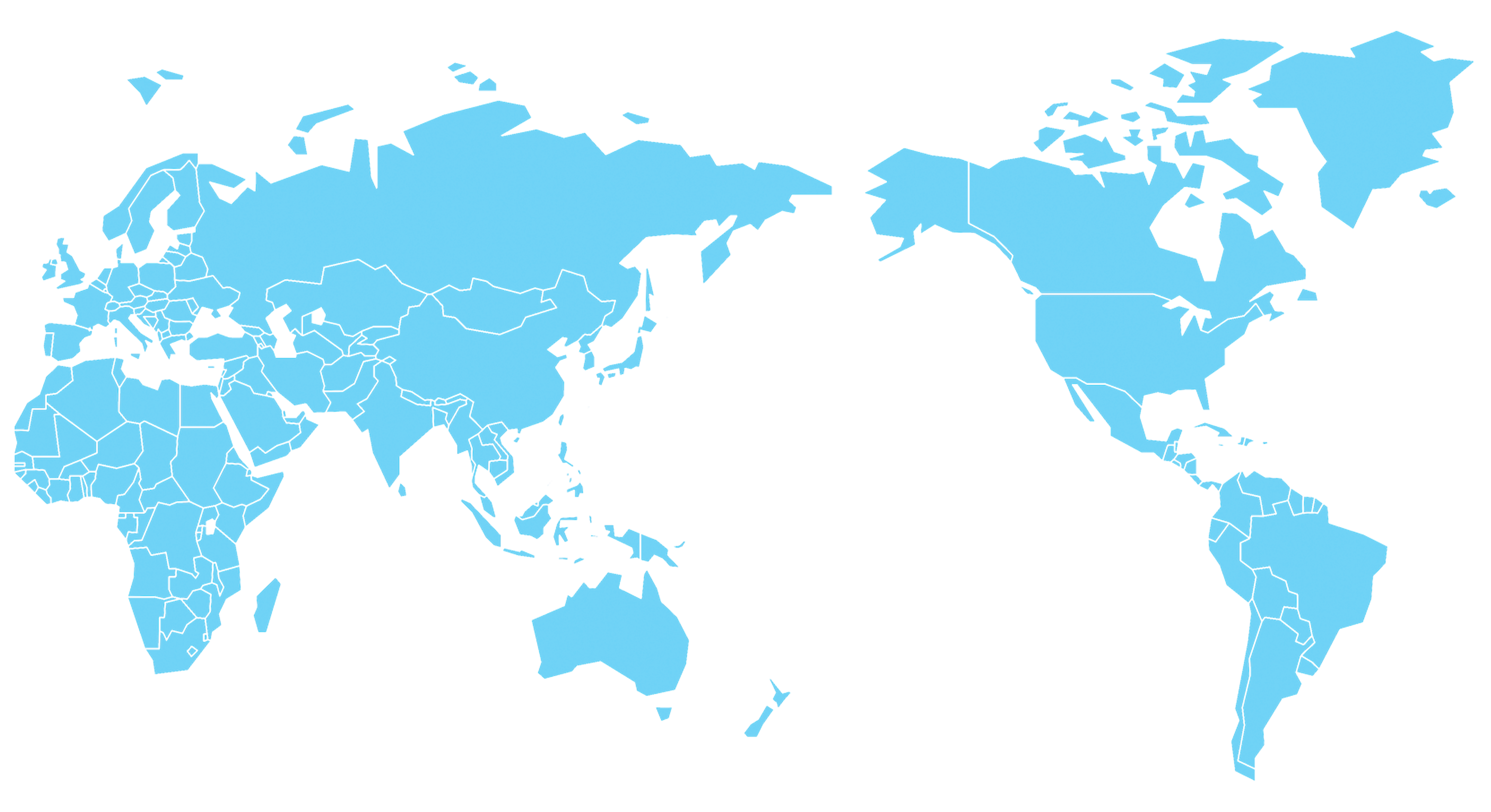 World map blue png. Earth globe transprent free