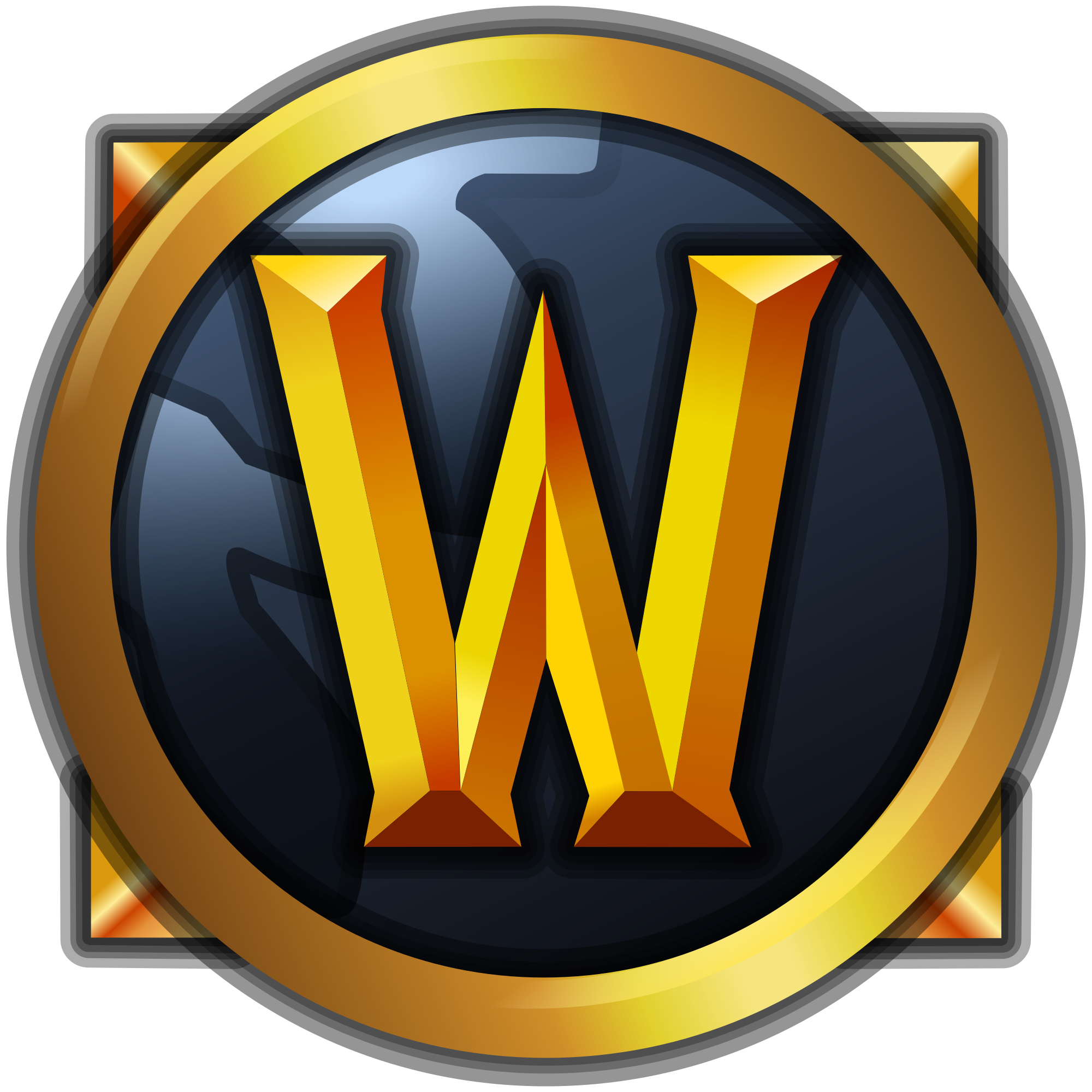 world of warcraft icon png