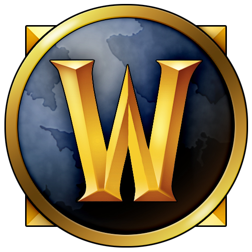 world of warcraft logo png