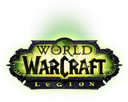 World of warcraft legion logo png. Characters in with