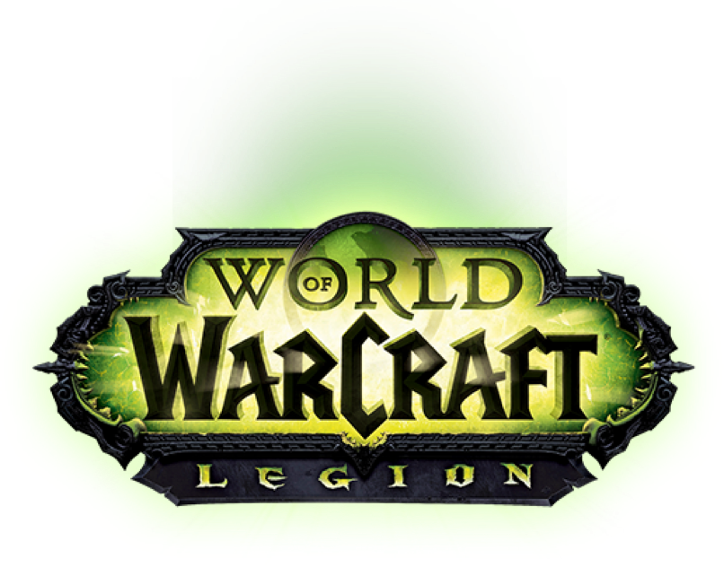 World of warcraft logo png. Legion review geek bomb