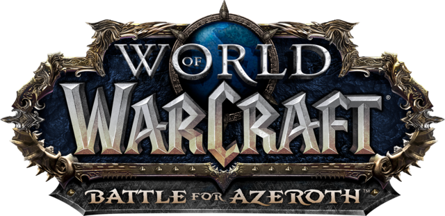 World of warcraft logo png. Image wow battle for
