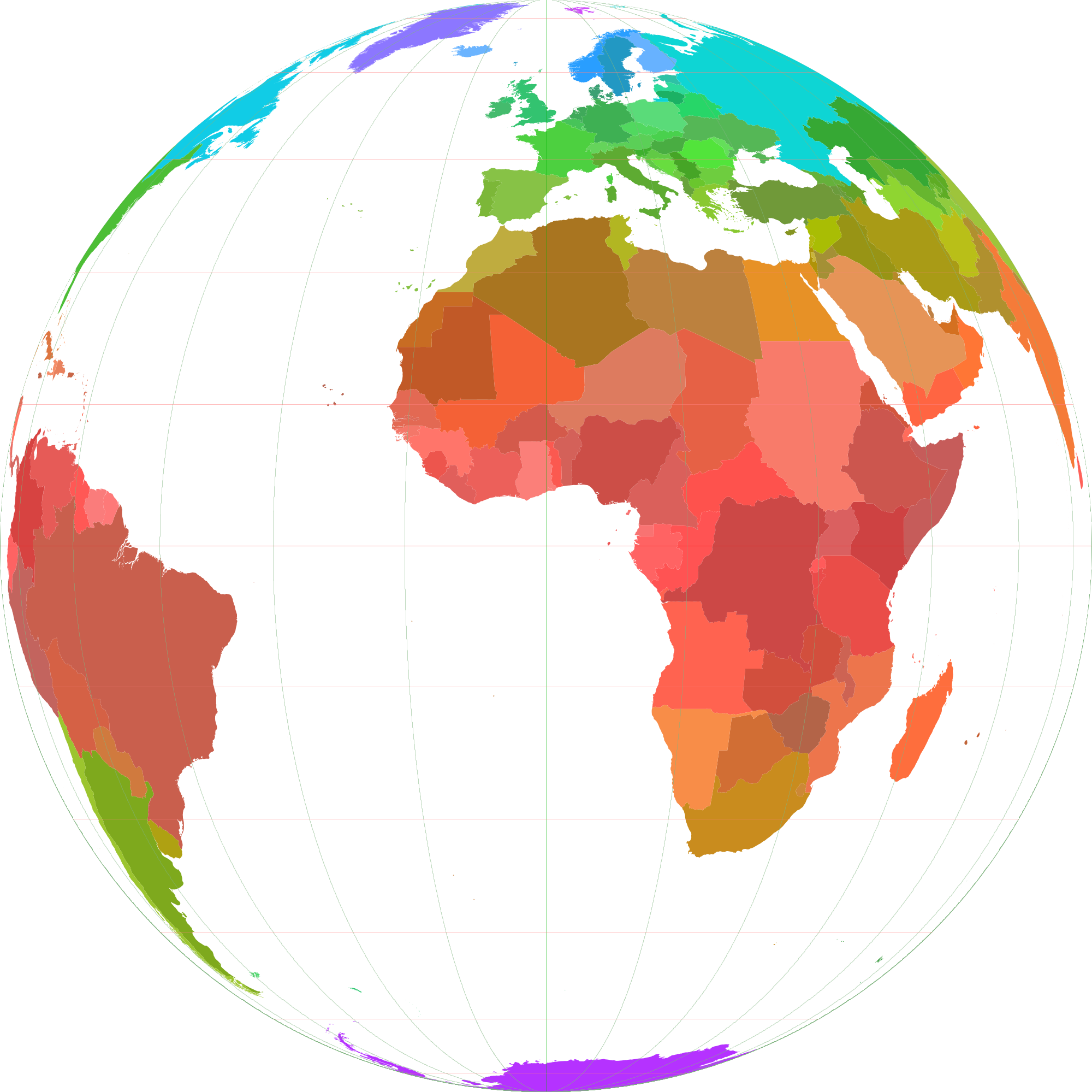 World .png. File lines of equal