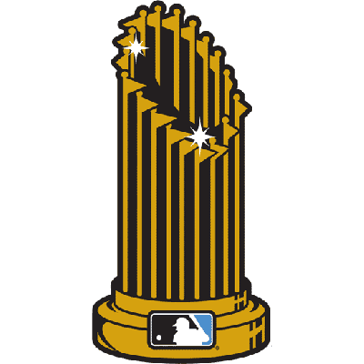 World series trophy png