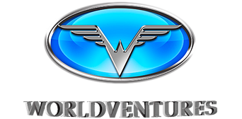World ventures logo png. On twitter to