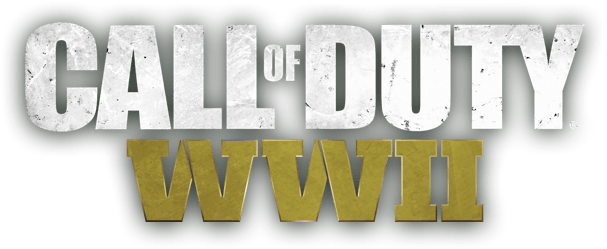 call of duty ww2 zombies logo png