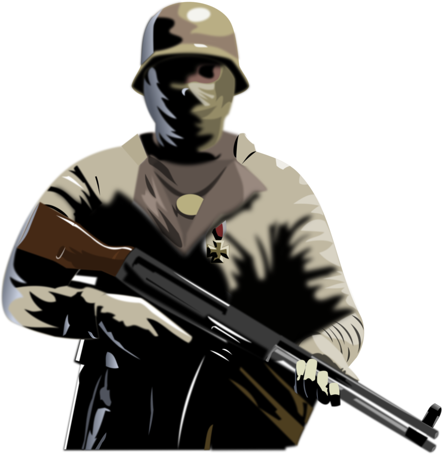Ww2 soldier png. Where did all the