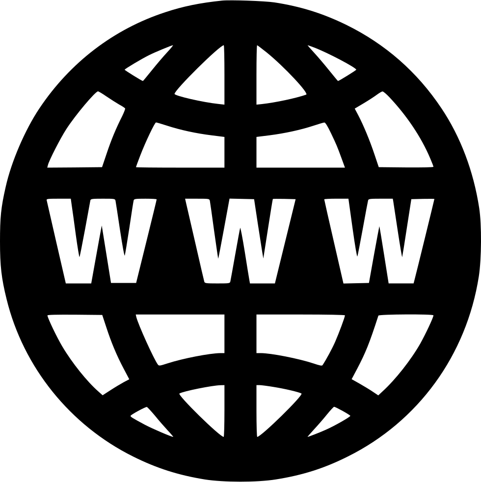 World wide web icon png. Www svg free download