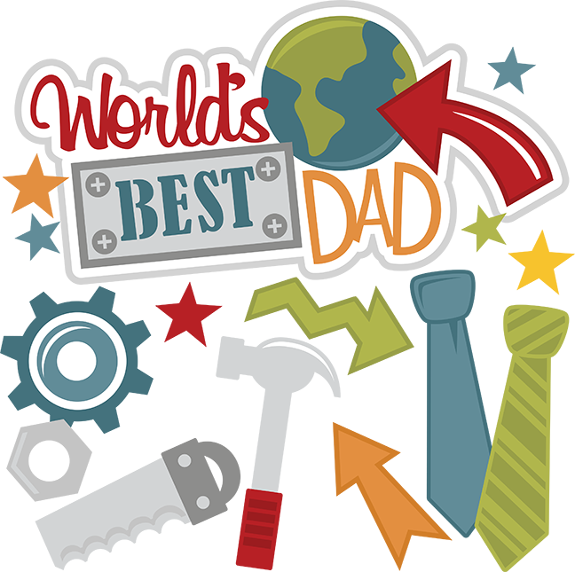 Worlds best dad png. World s svg files