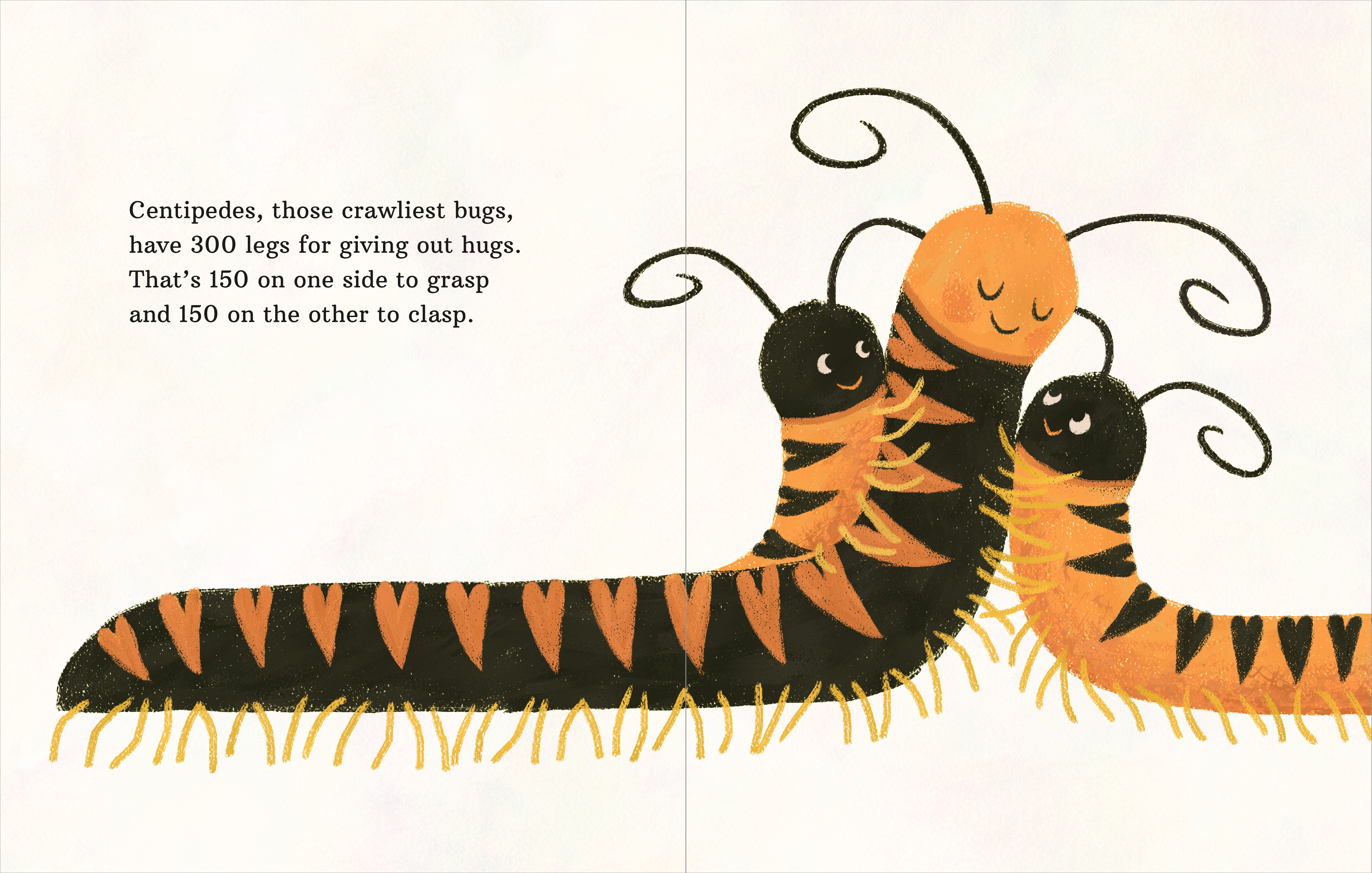 Bugs hug how many. Worm clipart centipede svg royalty free