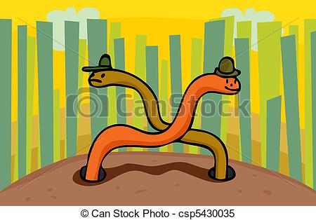 Worm clipart sad. Wily worms pair of clip freeuse