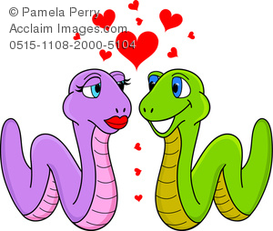 Worm clipart two. Clip art illustration of banner freeuse download